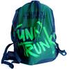 Funky Trunks Mesh Gear Torba zielony/niebieski